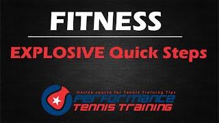 TENNIS FITNESS - LADDER DRILLS - TENNIS TRAINING ONLINE(, 2016-07-25T21:59:08.000Z)