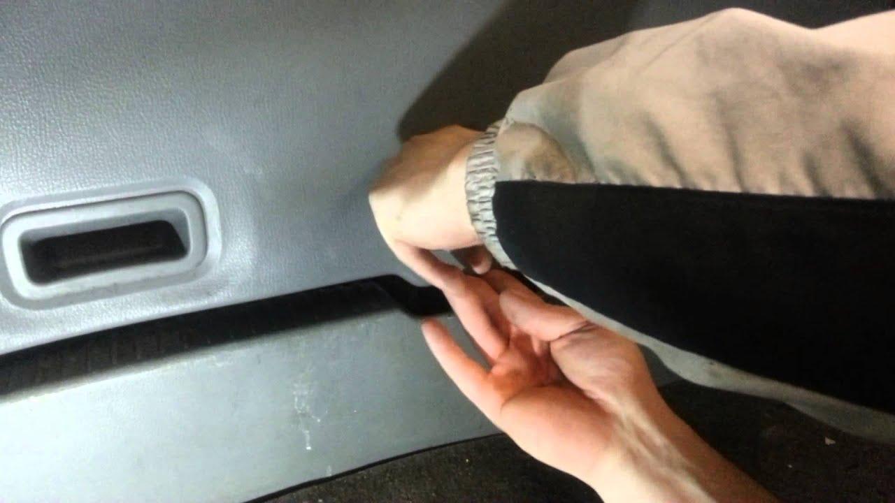 how to emergency open rear boot lid tailgate mazda 6 2005 youtube rh youtube com Mazda 6 Hybrid Mazda 6 Body Kit