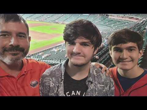 'World took him too early' | Father of teen shot in road rage incident after Astros game says son's