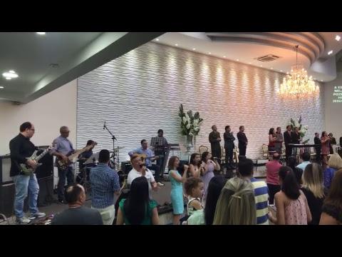 Louvor e adoração ao Senhor Jesus Cristo! 31.03.19 = Canal AD Vila Boa