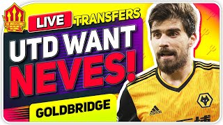 Man Utd Target NEVES & TORRES Transfers! Man Utd Transfer News