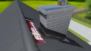 Eurovent animacja obróbki komina