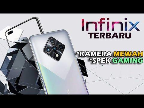 Daftar harga HP Gaming Infinix Terbaik di tahun 2020 Indonesia. Nih, review 5 rekomendasi smartphone.
