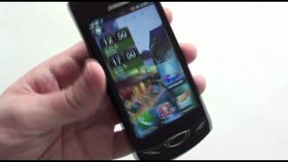 Samsung S8530 Wave II - видео обзор S8530 от Video-shoper.ru