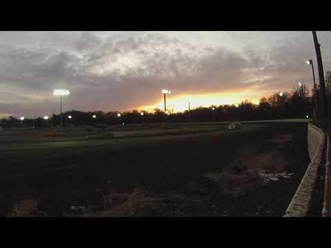 Bridgeport Speedway - 11/10/19 - Modified Heat Race #2