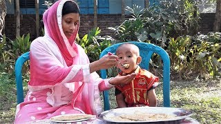 Egg Noodles Omelette Recipe | Easy Breakfast Recipes Cooking By Street Village Food