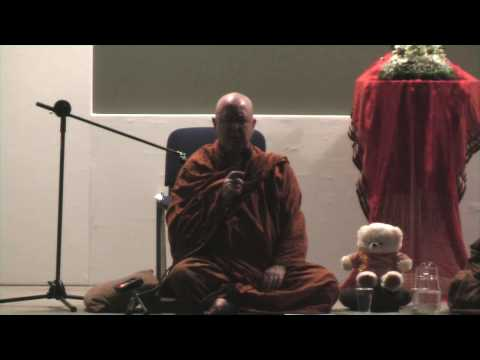 Ajahn Brahm: Developing a Still Happy Mind - 1 of 5