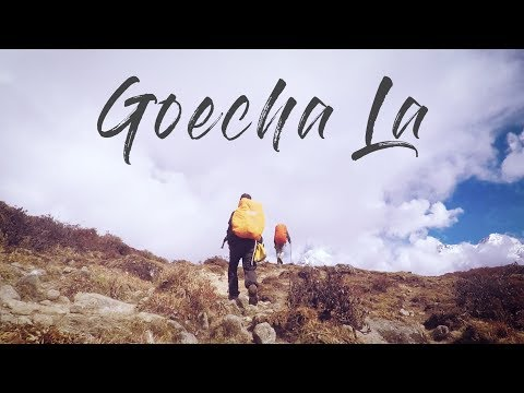Goechala Trek   ||   Journey to the Sacred Mountains