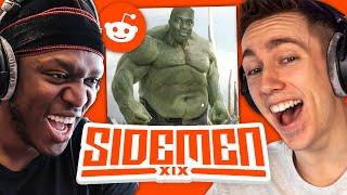 Sidemen React to Sidemen Reddit
