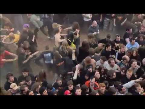 """Anthrax - """"Caught In A Mosh"""" Live Ozzfest 2005"""