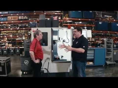 Introduction to the New DM-1 - Haas Automation