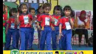 TK PUPUK KUJANG - JUARA II GEBYAR PAUD KAB KARAWANG 2014