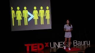 Monogamia pra quem? Como estamos reinventando os relacionamentos | Mayumi Sato | TEDxUNESPBauru