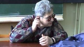 Агранович Софья Залмановна Лекция для психологов о сказке Часть 5