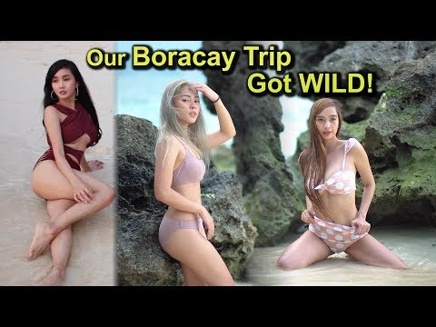 WILD Boracay Beach Parties are Back! (WARNING: Rated SPG)
