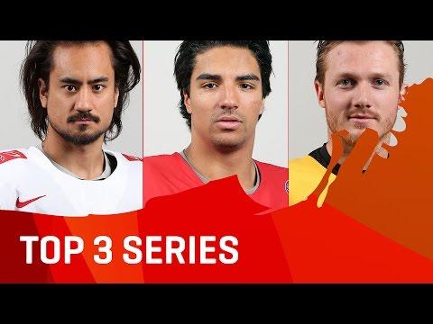 Top OT winners - #IIHFWorlds 2017 - 동영상