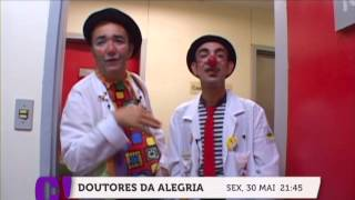 Promo Doutores da Alegria: Wellington Nogueira - Mai/2014 | Curta!