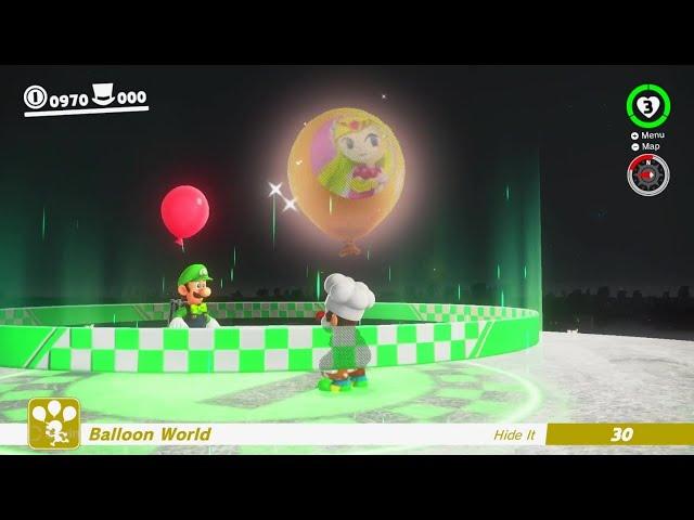 Super Mario Odyssey [Blind] || Part 70 – Luigis Latex