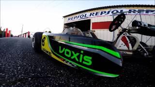 Iame X30 + présentation de Kart / Circuit de Biganos