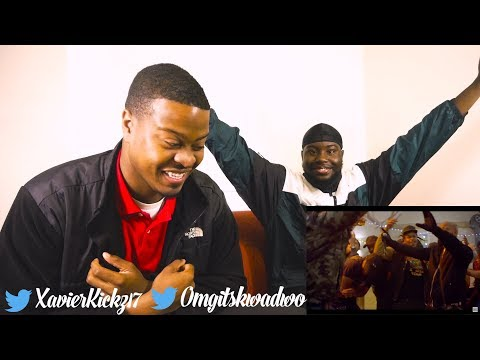 Giggs - Linguo feat. Donae'o (Official Video) REACTION!