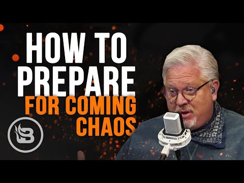 Glenn Beck: Evil Is Washing Over the World Right Now
