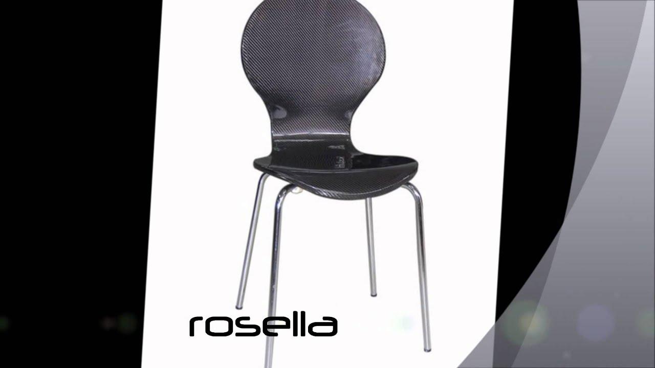 Carbon Fiber Chair Carbonstar Carbon Fibre Furniturewmv Youtube