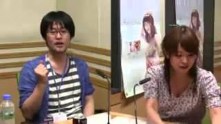 ゆかち、わっしーオリジナル_バースデイソングに感激! 思わず生放送中...