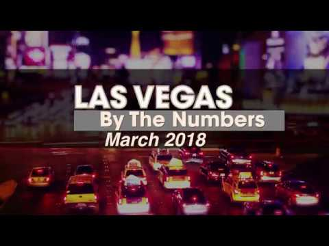 LVCVA Impact: March 2018 By the Numbers