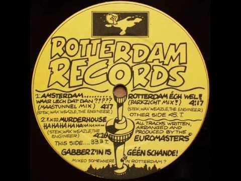 Euromasters - Amsterdam, Waar Lech Dat Dan?