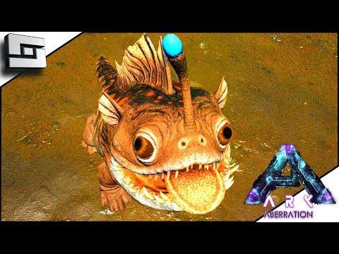 ARK ABERRATION! TAMING A BULBDOG! ( Ark Aberration Gameplay Ep 1 )