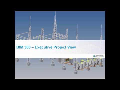 BIM 360 Executive Project View