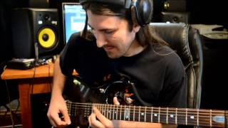 The Enemy Inside Solo - Studio Quality Dream Theater Cover