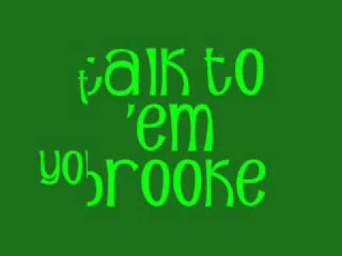 Brooke Hogan And Paul Wall-All About Us Lyrics