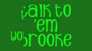 Brooke Hogan and Paul Wall-All About Us Lyrics