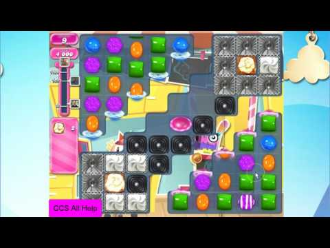 Candy Crush Saga Level 2361 New Version NO BOOSTERS Cookie