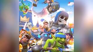 Game of Clash Royale.