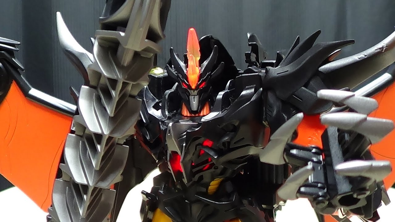 Transformers Prime Beast Hunters: Predaking Toy Review ...
