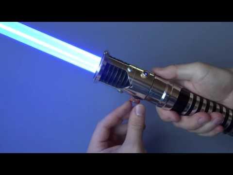 Hasbro Star Wars Black Series Obi Wan Kenobi FX Lightsaber In Stock 2017