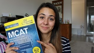 What I'm Studying & How I'm Preparing for the MCAT