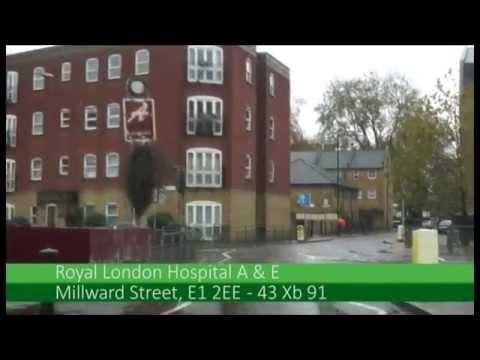 Royal London Hospital - A&E