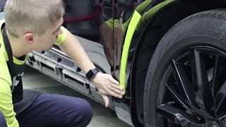 Детейлинг Audi Q7(пробег 50+). За что готовы платить больше денег - за старание