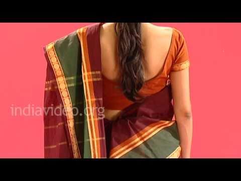 Mangalgiri sarees from Andhra Pradesh