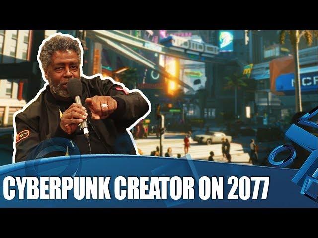 Cyberpunk Creator Defends Cyberpunk 2077 From Fan Criticism