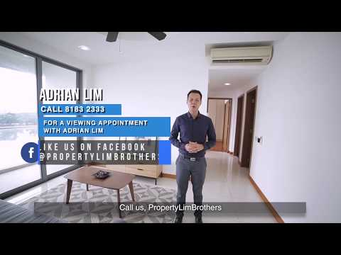 Waterfront Waves, 3 Bedder, 1291sqft​ Singapore Hdb Property for Sale