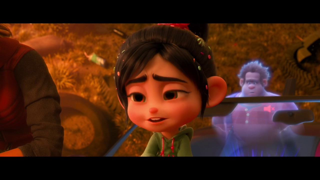 Ralph Breaks The Internet Official Trailer 3 Hd Youtube