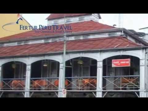 The jungle city of Iquitos - Iquitos Peru