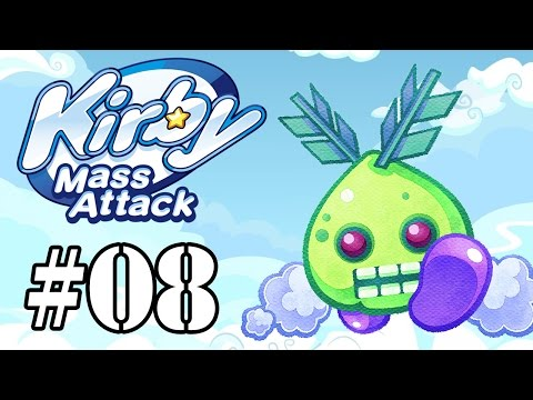 Let's Play: Kirby Mass Attack - Parte 8