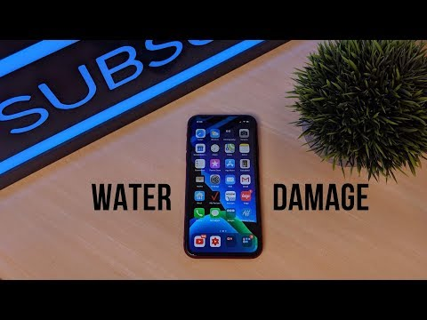 iPhone XR one month later - Water Damage!
