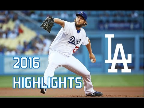 Clayton Kershaw | 2016 Highlights