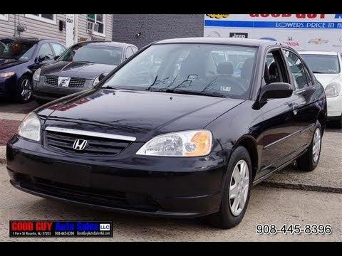 2003 Honda Civic Lx Sedan